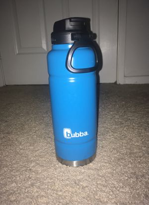 Bubba Blue Insulated Water Bottle for Sale in Hagerstown, MD