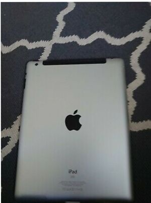 Apple iPad 2nd Generation, 64GB, Only WI-FI Internet access, Excellent Condition. for Sale in Springfield, VA