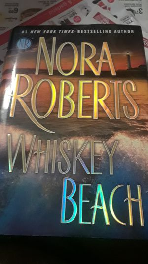 Nora Roberts whiskey beach for Sale in St. Cloud, MN