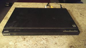 Sony DVD player for Sale in Draper, UT