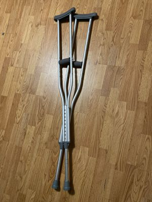 Adult Crutches for Sale in Spring, TX