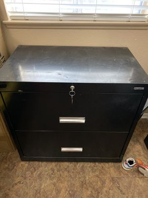 File cabinet 2 drawer for Sale in City of Industry, CA