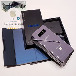 Samsung Galaxy Note 8 for Sale in Crofton, MD