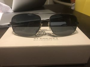 BURBERRY Sunglasses with box for Sale in Washington, DC