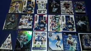 18 different Tony Romo special insert and the president selenski cards $6 takes all for Sale in Garland, TX