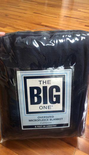 Micro fleece Blanket Queen for Sale in Camas, WA