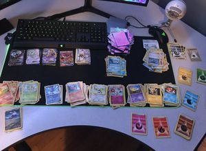 Pokémon Card Collection (Negotiable) for Sale in Beaufort, NC
