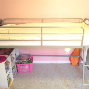 Loft Bunk Bed-ALREADY PUT TOGETHER! for Sale in Stone Mountain, GA