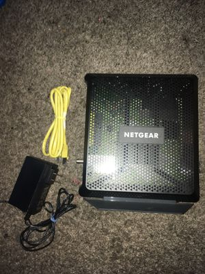 Netgear nighthawk c7000 Wireless router and modem for Comcast / xfinity for Sale in Beaverton, OR