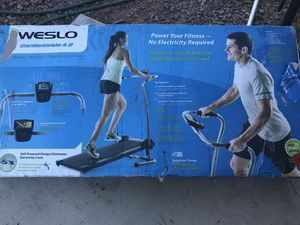 Manual treadmill for Sale in Las Vegas, NV