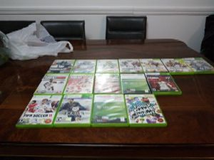 Xbox 360 games good condition for Sale for sale  Brooklyn, NY