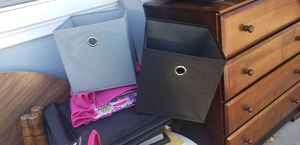 Storage boxes and hanging organizers for Sale in Las Vegas, NV