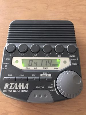 TAMA RHYTHM WATCH RW105 for Sale in Bell, CA