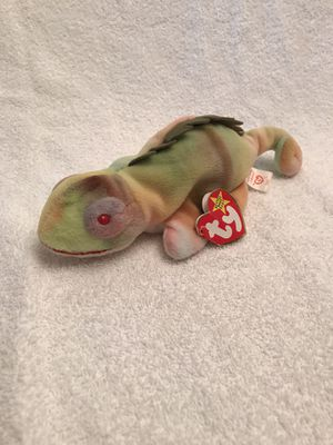 Iggy Beanie Baby retired 1997 for Sale in Wheaton, IL