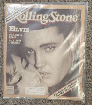 Rolling Stone Magazine Issue No 355 October 29. 1981 for Sale in Burlington, NC