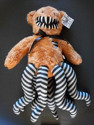 "Rare Hugstrosity Octopus Monster Teddybear 29"" Plush Stuffed Animal Halloween for Sale in Portland, OR"