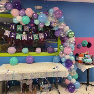 Mermaid Balloon Garland for Sale in Bloomfield Hills, MI