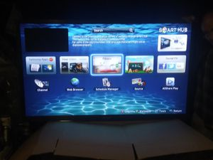 Samsung 60-inch smart TV for Sale in San Diego, CA
