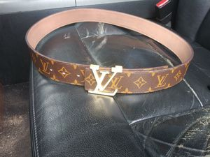 Louis Vuitton belt sale or trade for Sale in Riverview, FL