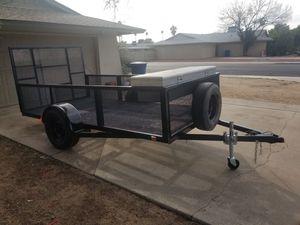 Custom trailer 7' X 12' for Sale in Tempe, AZ