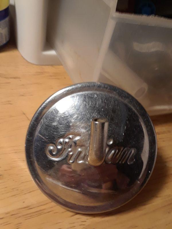 INDIAN Gas Cap