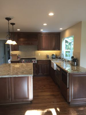 Kitchen and cabinet refinishing for Sale in Santa Clara, CA