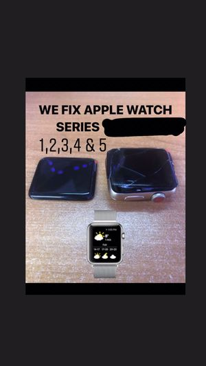 I fix all apple watches and back glass on Iphones for Sale in Hialeah, FL