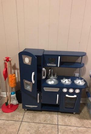 Play Kitchen and toys for Sale in Alexandria, VA