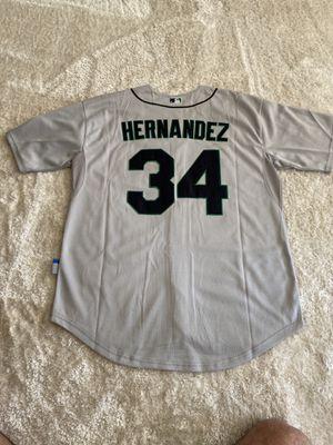 Felix Hernandez Jersey for Sale in Bremerton, WA