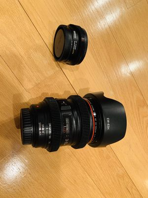 Matabone speed booster EF mount for Canon lens Sony camera for Sale in Burbank, IL