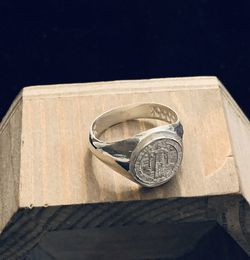 PLATA /SAN BENITO /925 STERLING SILVER RING/ SIZE 10 for Sale in Whittier,  CA