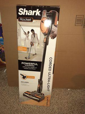 New Shark Rocket ultra light stick corded vacuum for Sale in St. Petersburg, FL