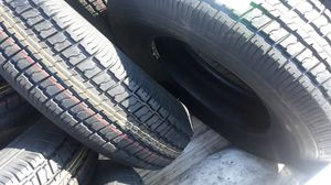 st225 75 r15 trailers tires 4 new 10ply $220 for Sale in Chino, CA