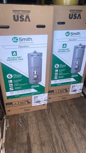 Hot water heater for Sale in Camden, NJ