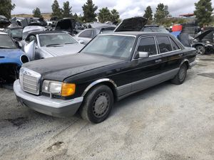 Mercedes-Benz w126 parts for Sale in Chula Vista, CA