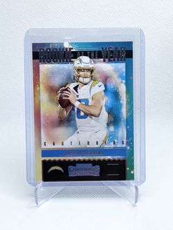 2020 Panini Contenders Justin Herbert Rookie of the Year RC #RY-JHE for Sale in Spring Valley,  CA