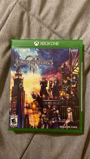 Kingdom hearts 3 for Sale in South Gate, CA