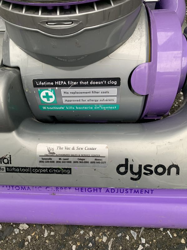 Dyson DC07 Animal Plus Vacuum