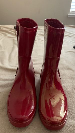 Kenneth Cole Rain Boots for Sale in Lathrop, CA