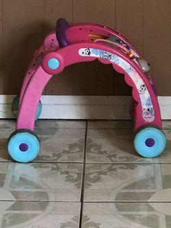 LITTLE TIKES BABY WALKER for Sale in Riverside,  CA