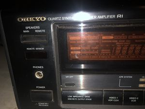 Onkyo for Sale in San Diego, CA