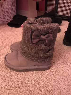 Toddler girl boots for Sale in Longmont, CO