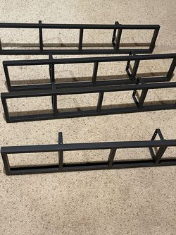 IKEA Lerberg DVD Wall Shelves. Discontinued 4 Total for Sale in Franklin,  TN