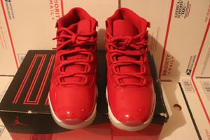 "Nike Air Jordan Retro 11 WIN LIKE '96 ""Gym Red"" size 10.5 (378037 623) for Sale in Lilburn, GA"