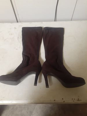 Brown boots for women for Sale in Fresno, CA