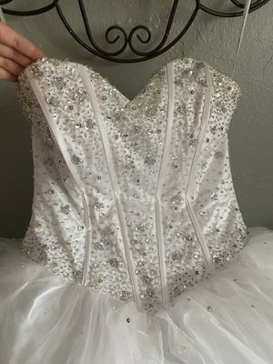 Quinceañera Dress W/ Accessories for Sale in San Diego, CA