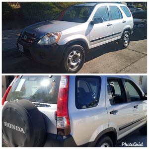 2006 HONDA CR-V not for parts for Sale in Whittier, CA