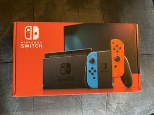 Nintendo Switch for Sale in Modesto, CA