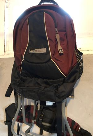 Rei hiking kid carrier backpack for Sale in Portland, OR