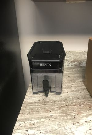 Brita 18 cup pitcher with 2 new filters for Sale in Frederick, MD